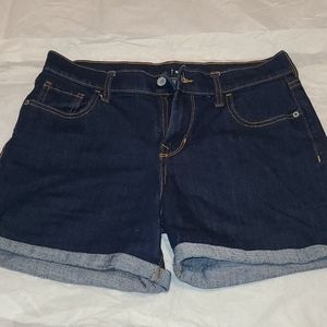 Blue jean shorts - Old Navy